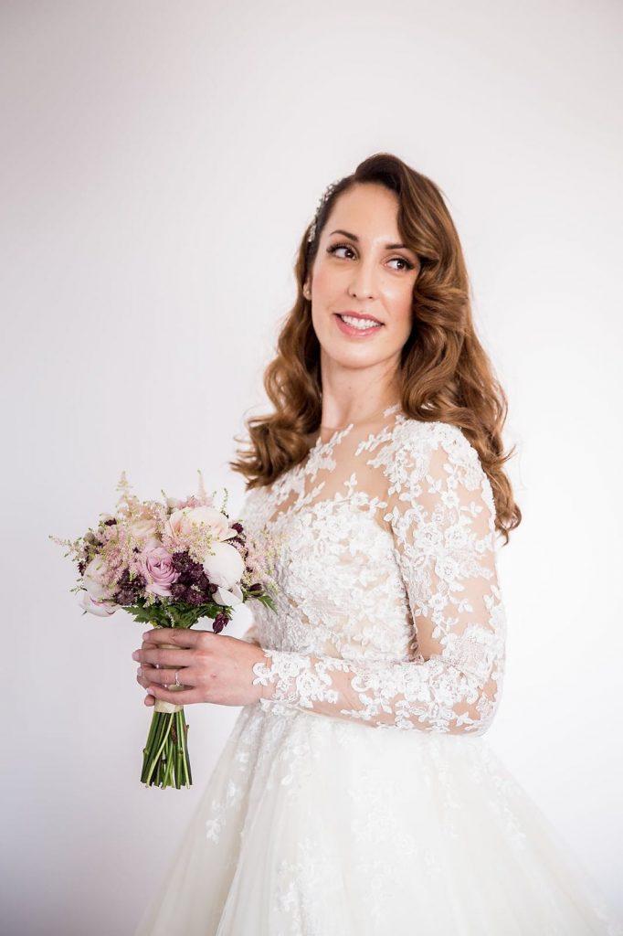 La boda de Raquel E. | Novias Reales
